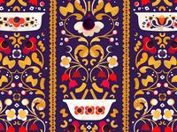 Vintage Kitchen Bolt Fabric