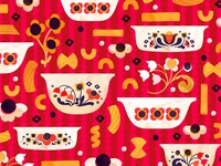 Vintage Kitchen Bolt Fabric – Coordinate