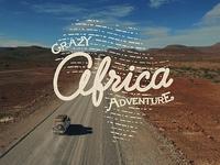 Crazy Africa Adventure