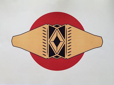 Oscypek illustration