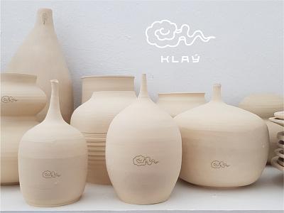 KLAÝ by Kunsang pottery logo