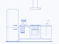 Kusudama Kitchen