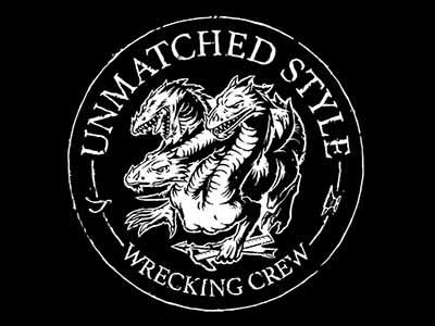 Wrecking crew art