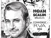 Noah Scalin @ ConvergeRVA