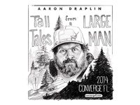 Aaron Draplin Sketch for ConvergeFL