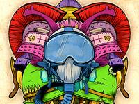 Helmets WIP