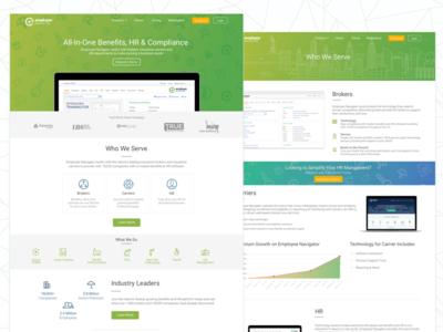 Employee Navigator Homepage