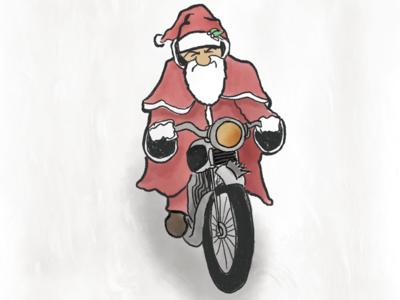 Merry Christmas ya gnarly animals!