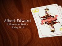 Albert Edward Title