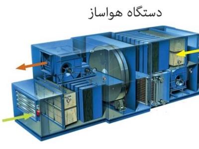 هواساز تهویه مطبوع دستگاه هواساز ه.اساز