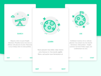 Onboarding — Daily UI Challenge #023