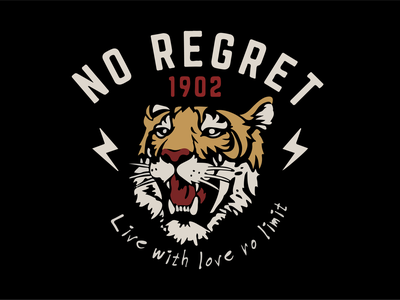 Tiger graphic illustration web design art graphic design branding icon logo vector illustrator illustration