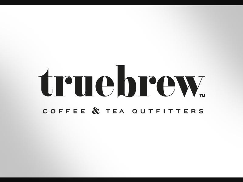 Truebrew Concept B atc rosemary elegant logo