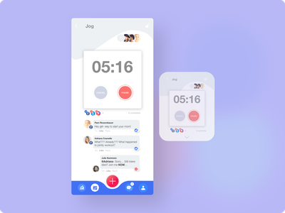 Tasklub App for Mobile & Apple Watch calendar task messaging accountability mobile social media design mobile design mobile app design app ui design social network tasks mobile productivity app apple watch design apple watch