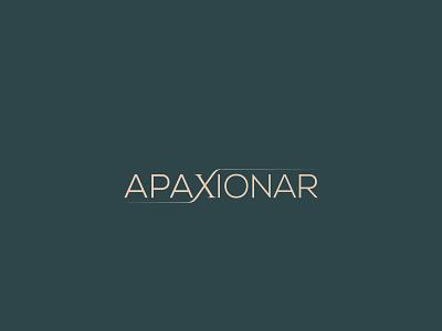 Apaxionar illustration vector office design brand design logo design branding logo logo branding logodesign graphic design logo design