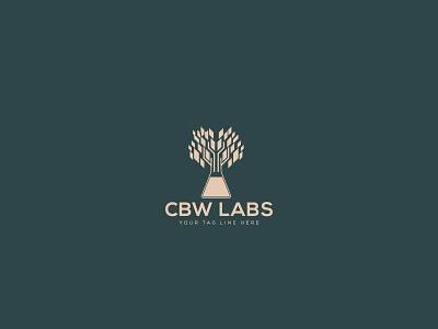 CBW Labs illustration vector office design brand design logo design branding logo branding logodesign logo graphic design logo design