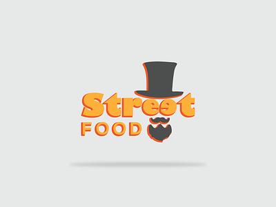 Street Food magician online food logo online food online food delivery food foodies street logo food logo street food ui design illustration brand design logo design branding logo branding logodesign logo graphic design logo design