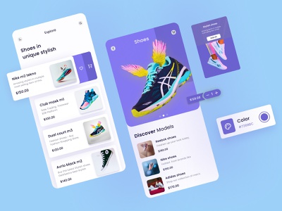 Shoes App ecommerce design ecommerce app ecommerce minimal shoes minimal shoes app shoes
