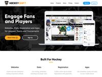 HockeyShift Website
