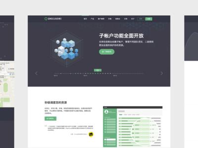 Website Screenshots