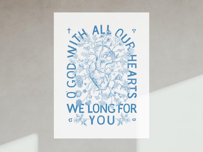 vision prayer prayer alliance illustration hand lettering lettering