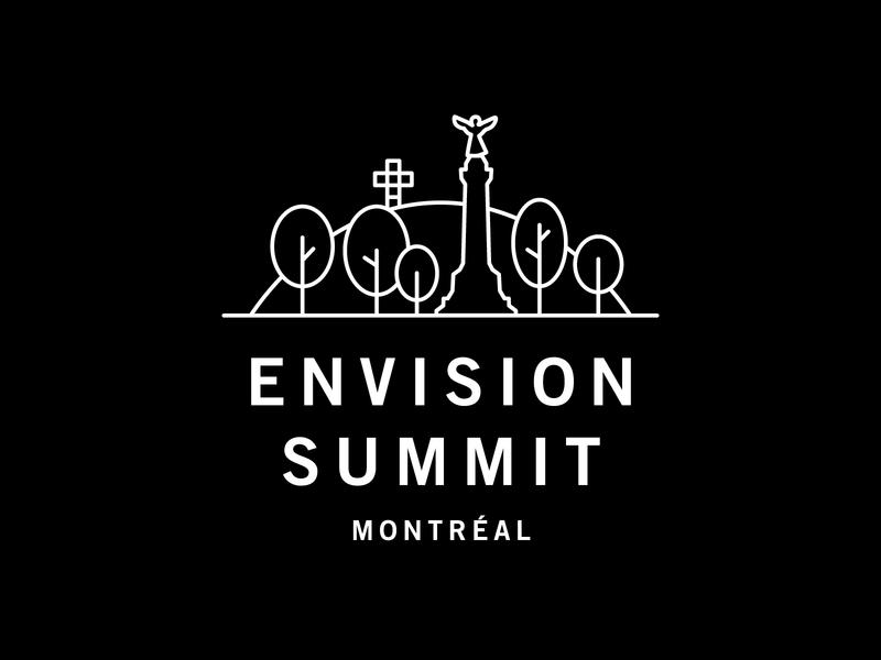Envision Summit Logo logo cma summit envision montreal