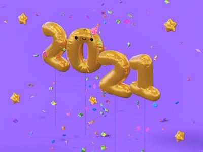 Happy 2021 blendercommunity render 3dillustration 3dartwork 3dmodelling 3dmodel 3dartist 3dart digitalart blenderart artist blenderartist 3dblender blender3d blender cyclesrender cycles blendercycles blenderrender b3d