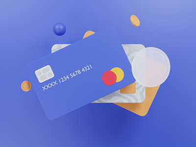 credit card 3d illustration debit card buy purchase payment ecommerce credit card 3d art blender 3d illustration 3d design 3d