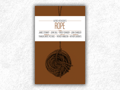 Rope (Hitchcock movie poster) rope poster rope movie rope hitchcock movie poster film poster movie design print poster
