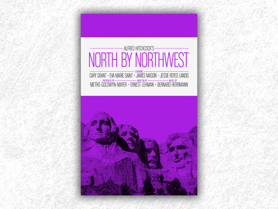 North By Northwest (Hitchcock movie poster) north by northwest poster north by northwest hitchcock movie poster film poster movie design print poster