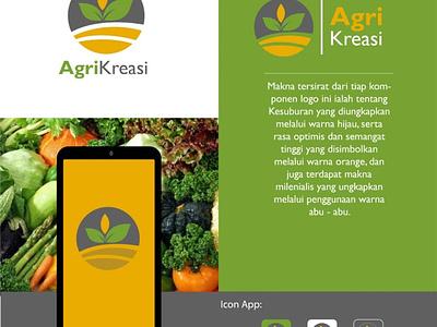 Logo icon Agrikreasi