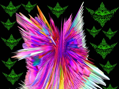 psychedelic flower 5 psychedelic flower design photoshop graphicdesign graphicart