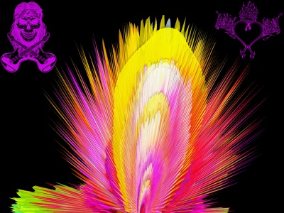 psychedelic flower 12 psychedelic design photoshop graphicdesign graphicart flower