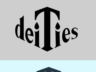 Fashion Brand Wordmark typography branding flat logo design