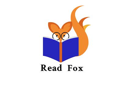 Fox Logo vector icon minimal branding flat logo design