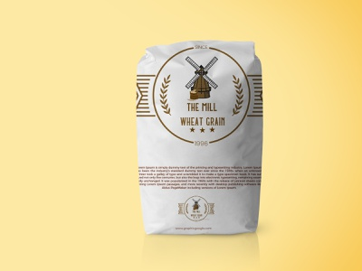 Vintage Logo mockups paper bag mockup paper package vintage logo logo design packaging package design package mockup packaging design custom logo design custom logotype brand identity logo proffesional logo graphicdesign minimalist logo creative design logodesign designlogo