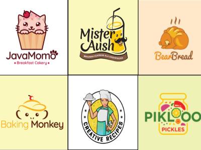 Food Logo food logo food logo design logo