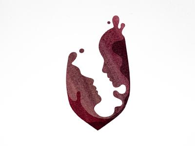 Wine Logo logo wine