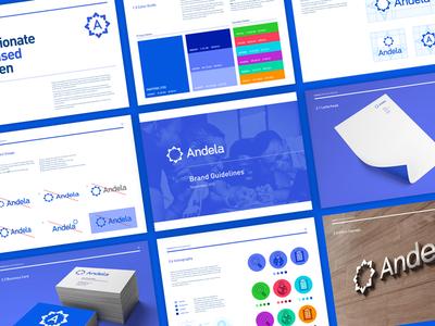 Andela Brand Guidelines