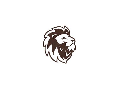 Lion design lion branding mark icon logo