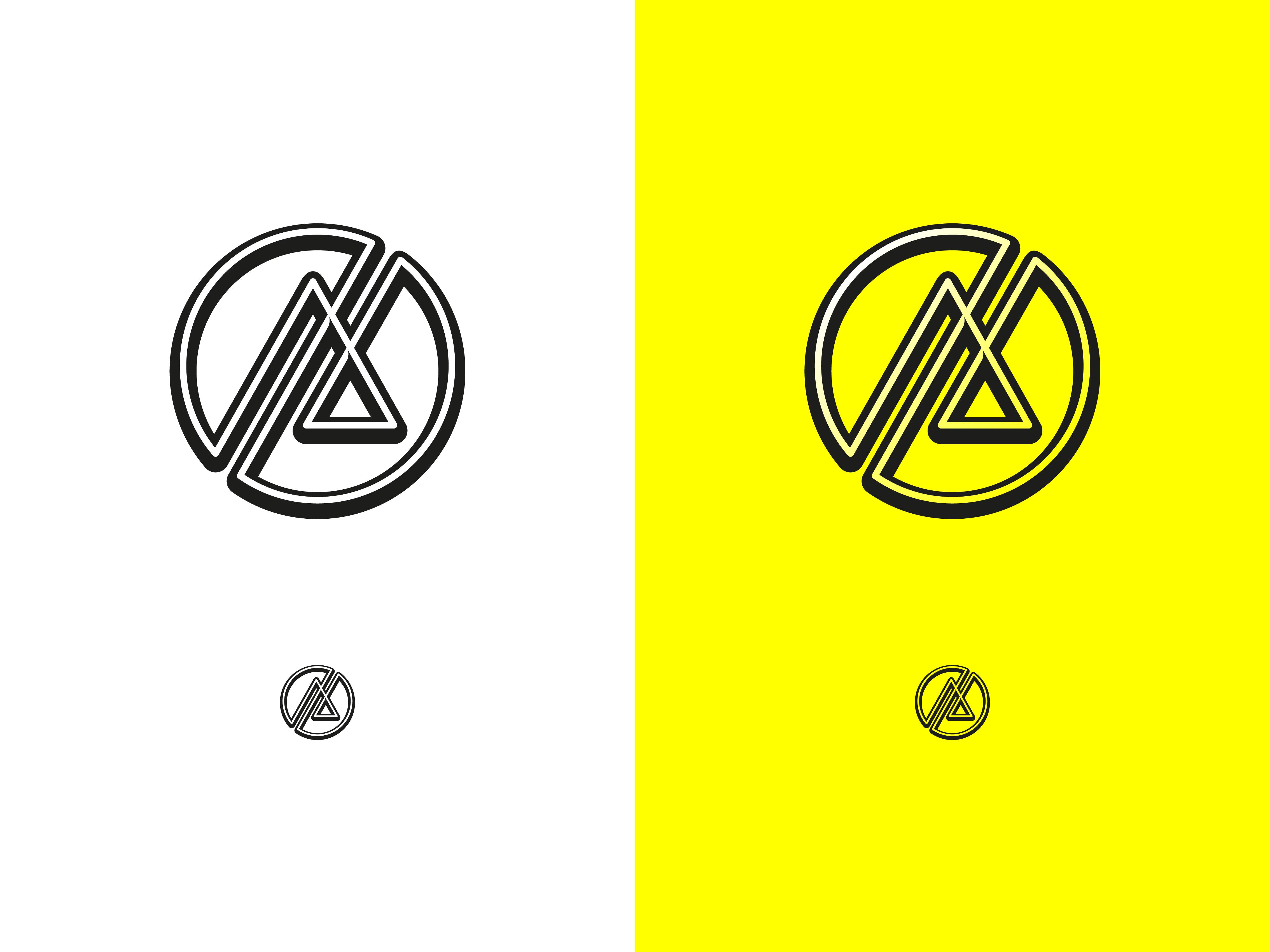 Al Monogram By Alex Lockey On Dribbble