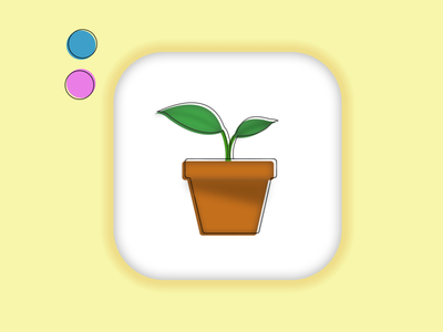 App icon - DailyUI #5 app icon dailyui5 day5 dailyui 005 dailyuichallenge ui french daily ui dailyui
