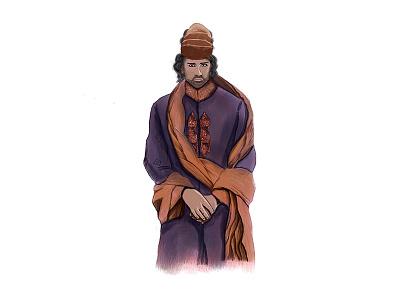 Stoneman illustration #nowplaying coloring man indian stoneman killer drawing illustration