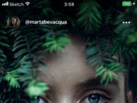 Instagram app concept full 2
