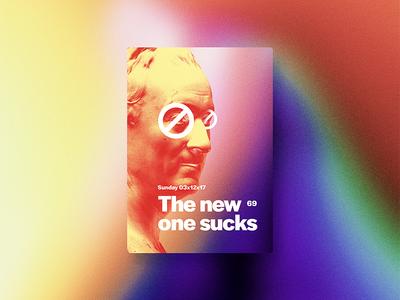 ☝ static eyes☝ #69 • The new one sucks