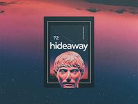 ☝ static eyes☝ #72 • Hideaway