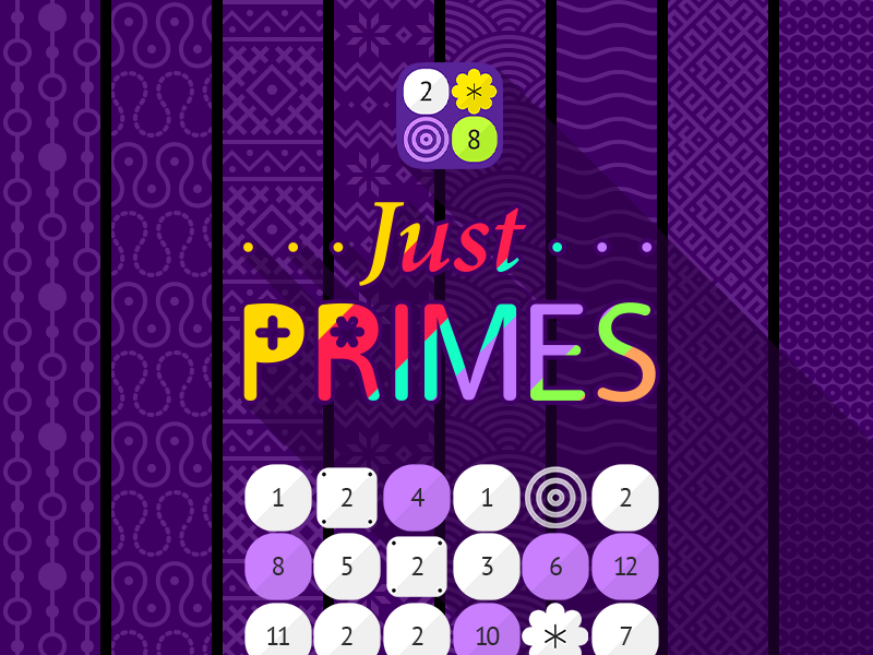 Just primes
