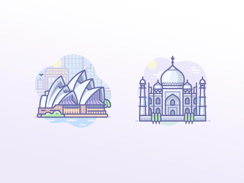 S city australia india