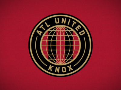 ATL United Knox 5 stripes sunsphere group supporters mls soccer tennessee knoxville football club united