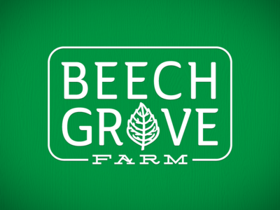 Beech Grove Farm local farming leaf farm grove beech